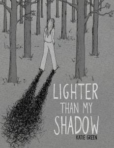 cover art for Lighter Than My Shadow