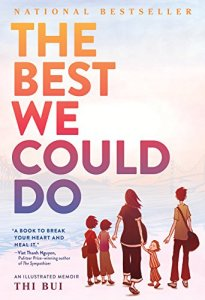 cover art for The Best We Could Do - women's history