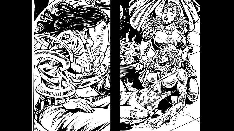 Shaktiroopa - Raj Comics Super Commando Dhruv