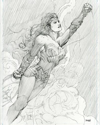 Wonder Woman Artist: Alex Ross Credits: DC Comics