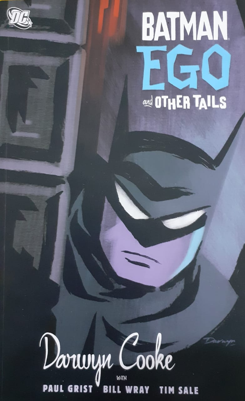 Batman Ego And Other Tails