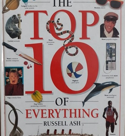 Top 10 of Everything 1994