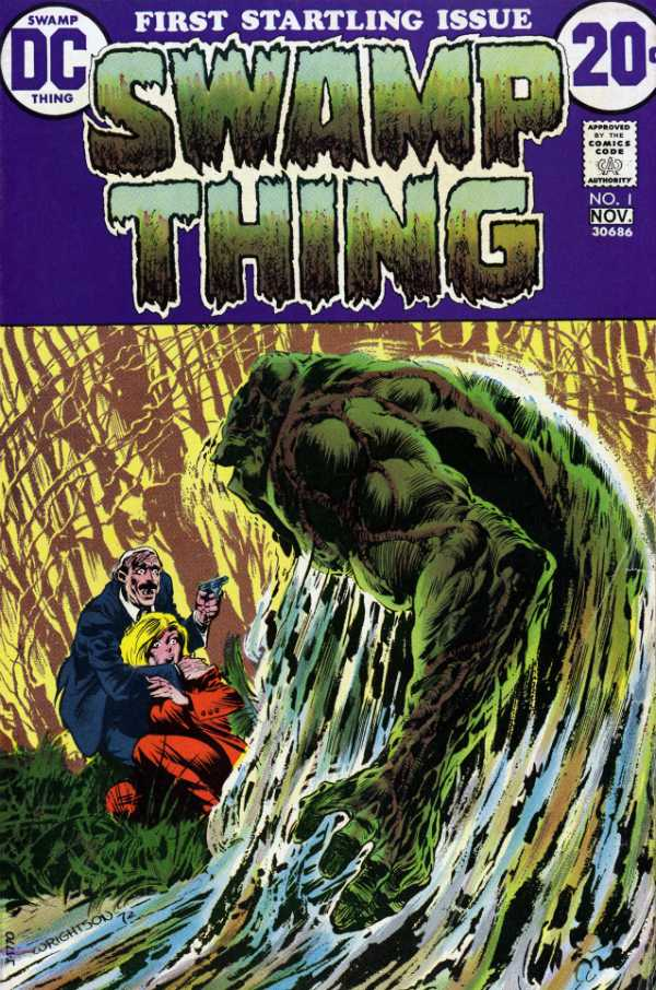 Episode 69 Swamp Thing Origins The Comics Canon