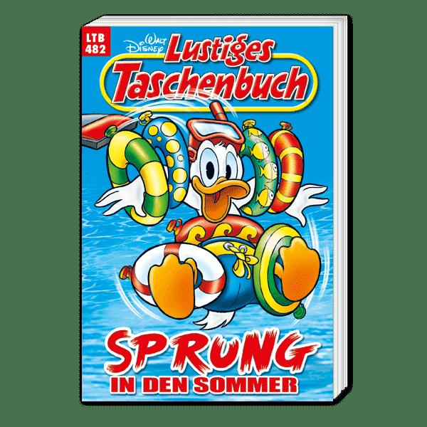LTB 482 - Sprung in den Sommer 2