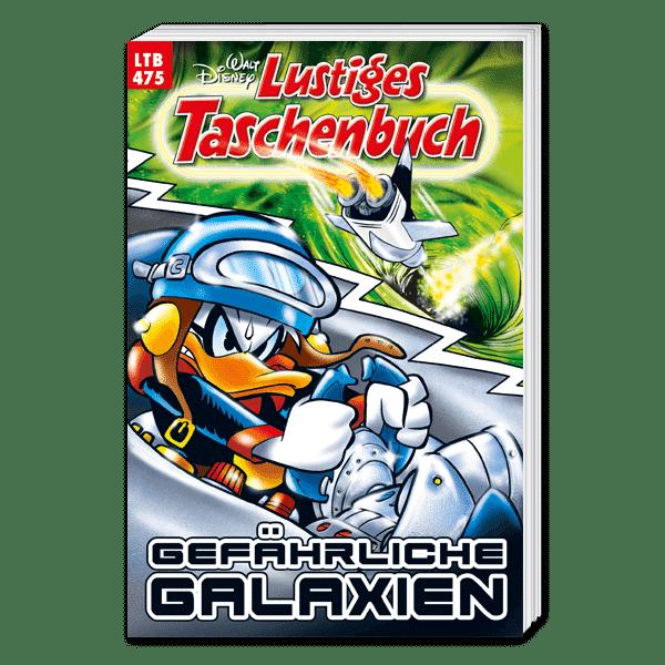 LTB 475 - Gefährliche Galaxien 2
