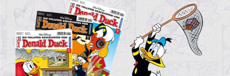 Blickpunkt #003: Donald Duck Sonderheft 1