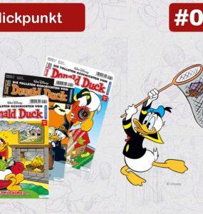 Blickpunkt #003: Donald Duck Sonderheft 8