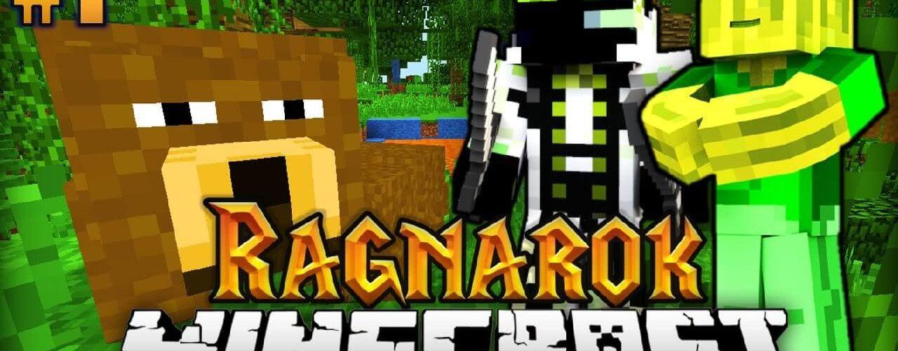 Minecraft Ragnarok 1