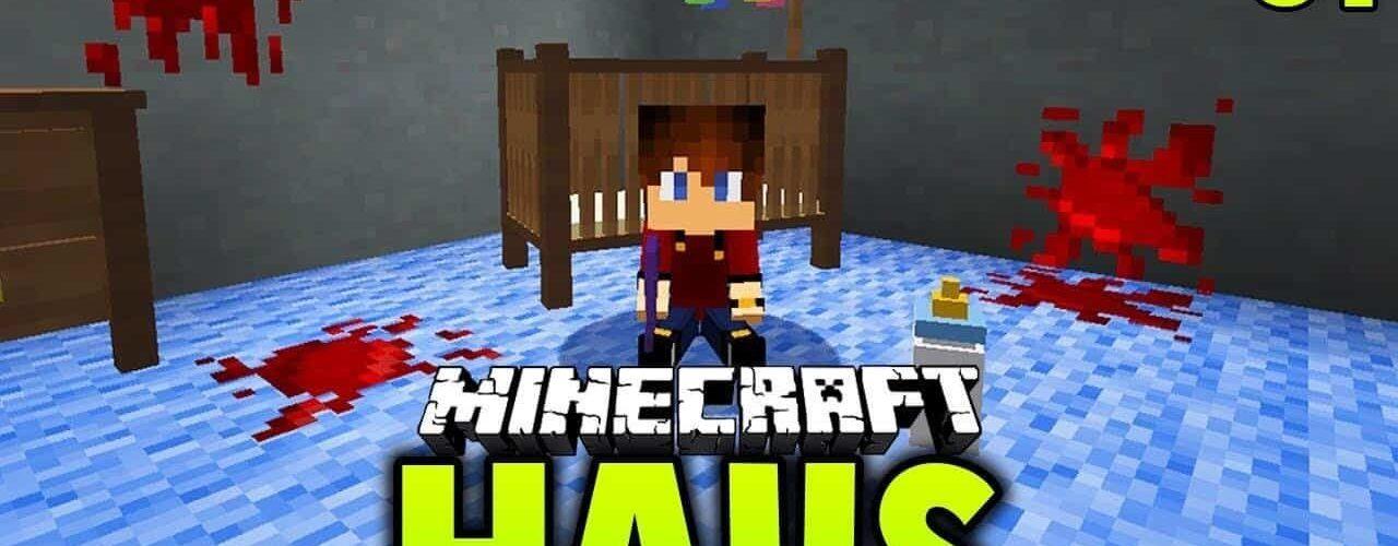 Minecraft Haus 1