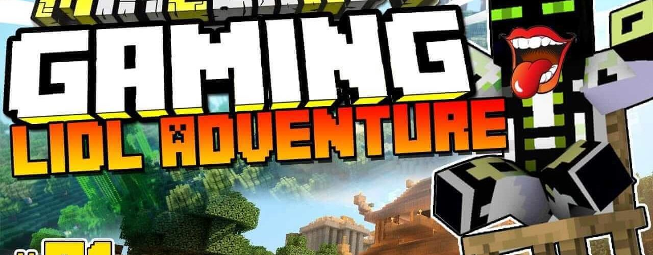 Minecraft Lidl Adventure 1