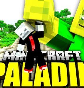 Minecraft Paladin 10