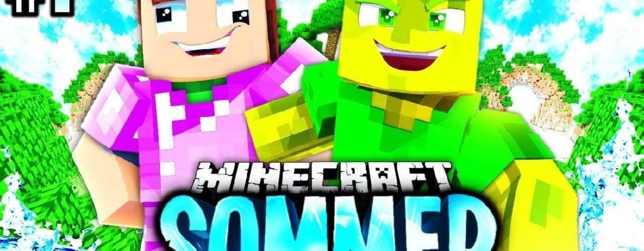 Minecraft Sommer 1