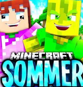 Minecraft Sommer 10