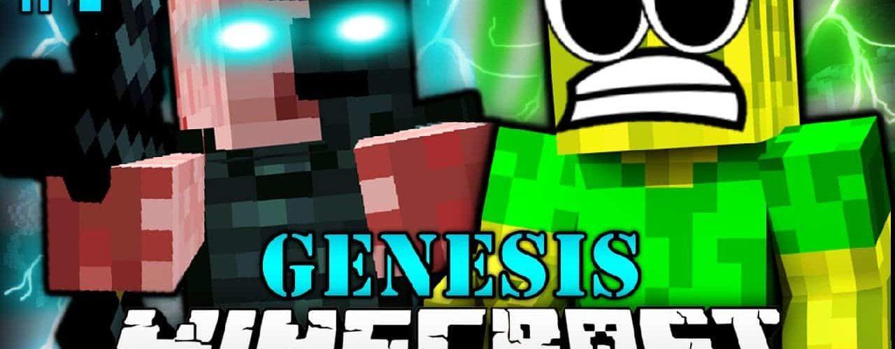Minecraft Genesis 1