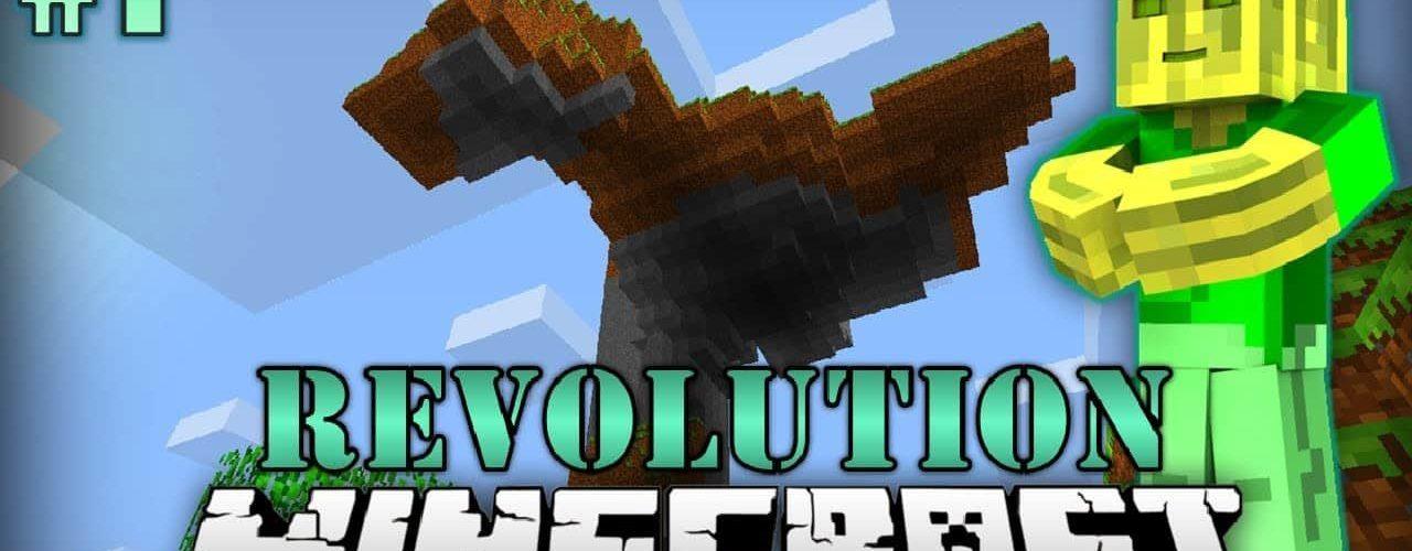 Minecraft Revolution 1