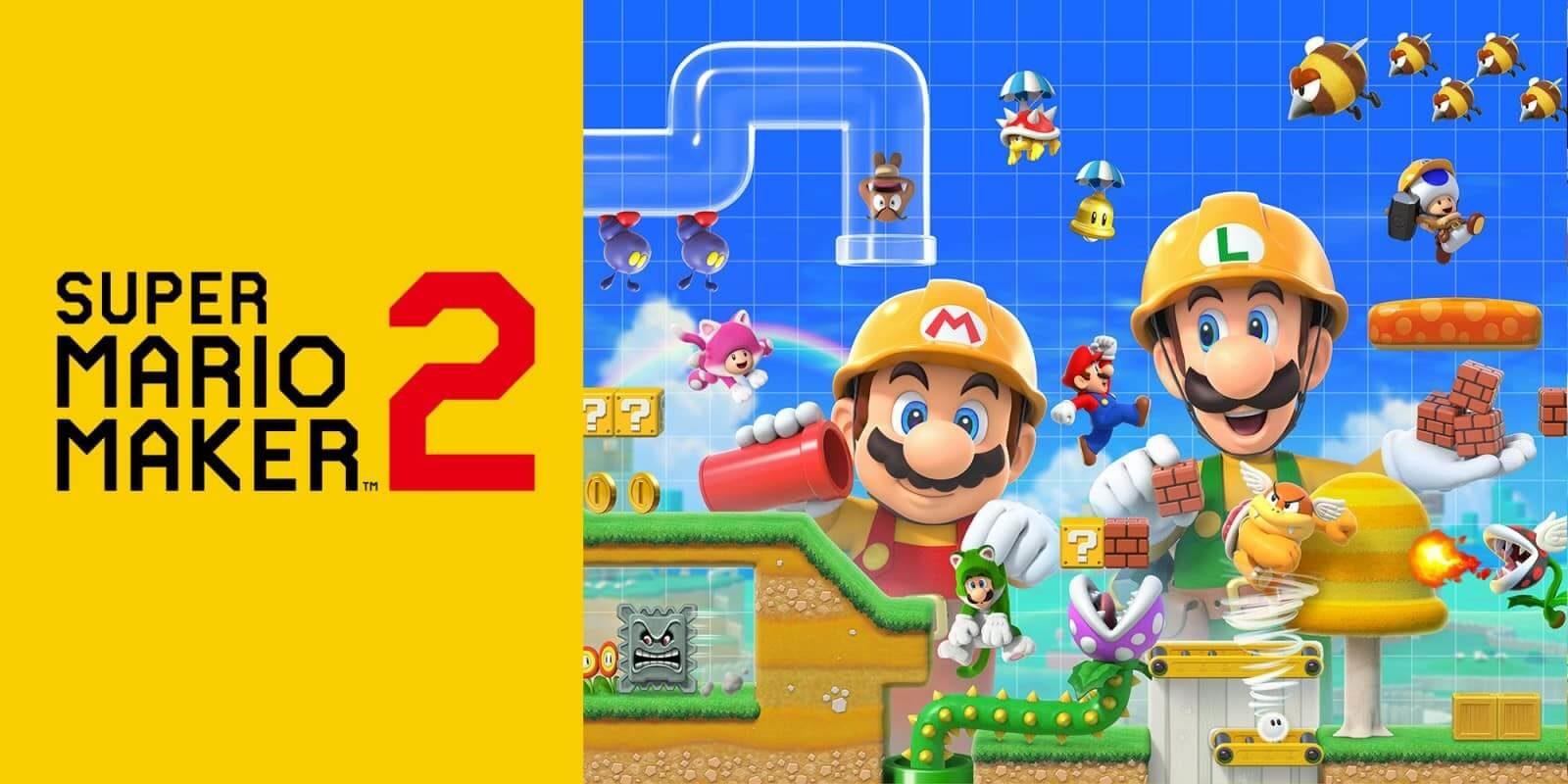 Super Mario Maker 2 – Was erwartet euch?
