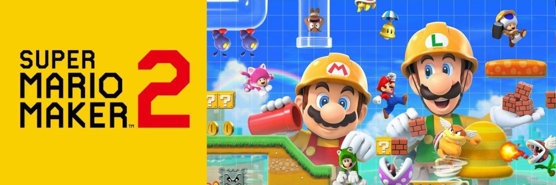 Super Mario Maker 2 - Was erwartet euch? 1