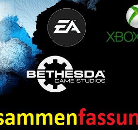 EA, Microsoft und Bethesda E3-Zusammenfassung 13