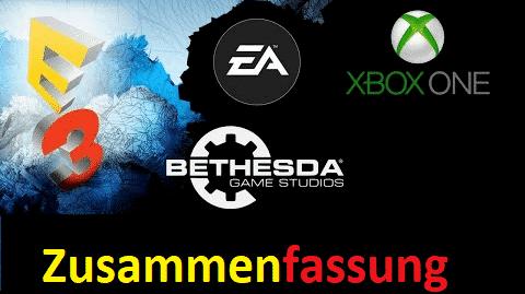 EA, Microsoft und Bethesda E3-Zusammenfassung 3