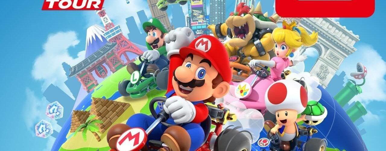 Mario Kart Tour erscheint am 25. September! - Alle Infos jetzt schonmal! 1