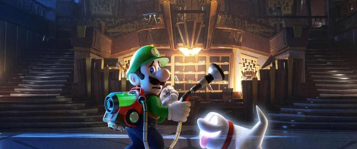 Luigi's Mansion 3 im Test: Eines der besten Spiele zu Halloween 1