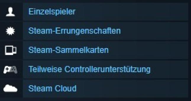 Steam: Teilweise Controllerunterstützung - Was bedeutet das? 1