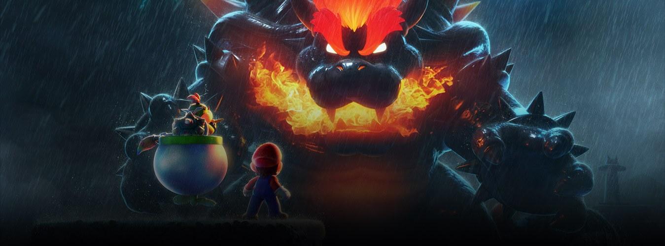 Super Mario 3D World + Bowser's Fury erscheint diesen Freitag 1