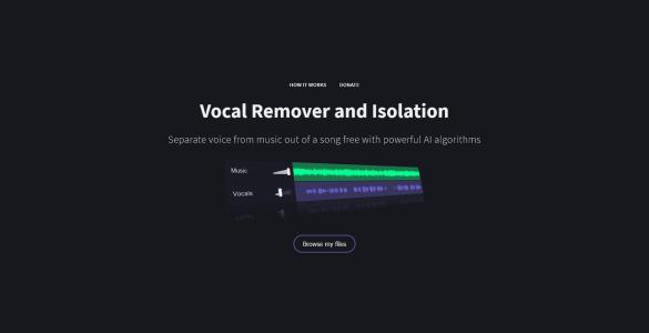 Instrumental aus Song herausschneiden/isolieren, Gesang entfernen - So geht's 1