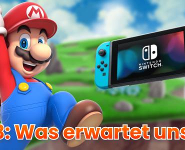 Was wird Nintendo zur E3 2021 liefern, wie hoch dürfen die Erwartungen sein? 3