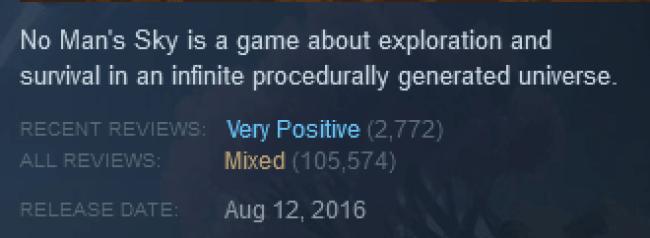 """Steam entfernt """"Kürzliche Rezensionen"""" 2"""