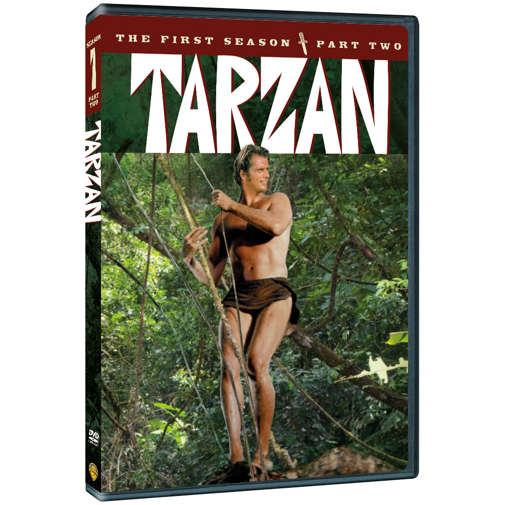 DVD News: Ron Ely discusses Tarzan and Doc Savage DVD