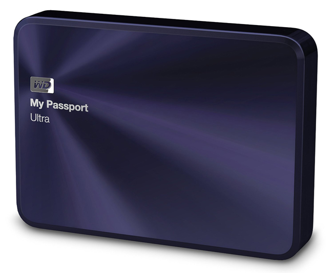Gear Review: Western Digital My Passport Ultra - Metal Edition 2 TB