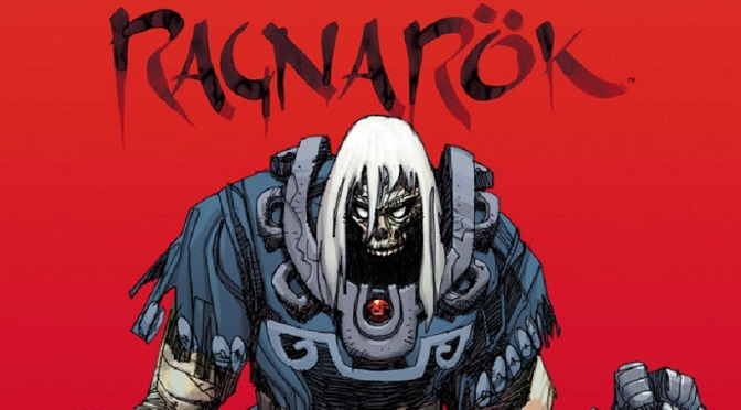 Comic Book Review: Ragnarok: Last God Standing