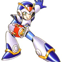 """As if! Talk to the hand, cuz the Mega Buster don't wanna hear it!"""
