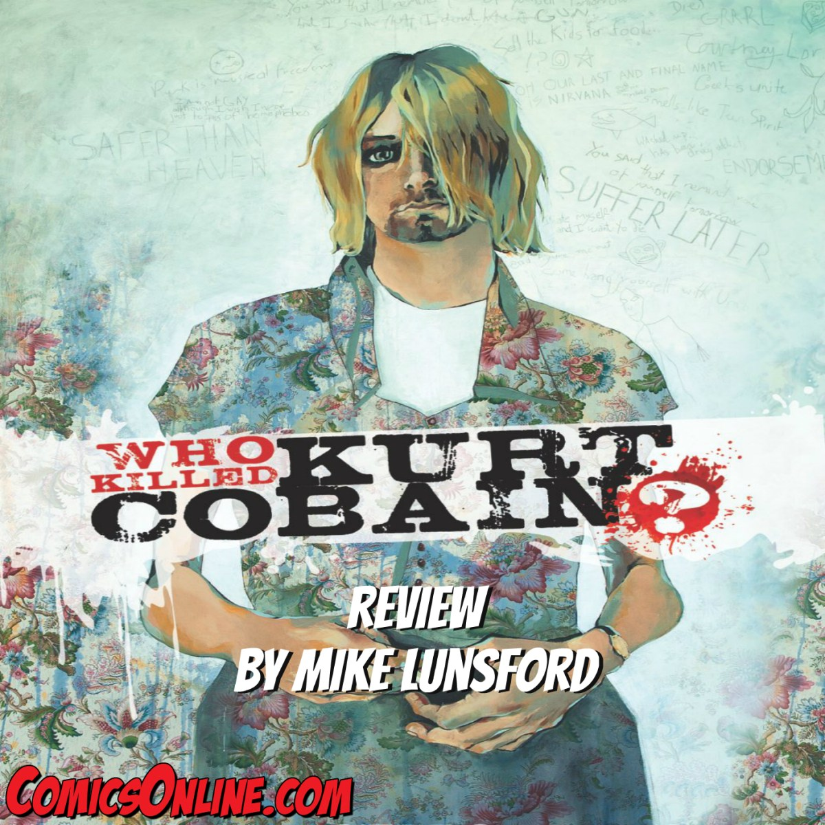 Comic Review: Who Killed Kurt Cobain? The Story of Boddah
