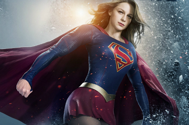 SDCC 2017: Supergirl - Melissa Benoist Interview