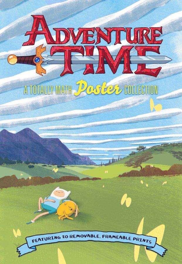 AdventureTime-posterbook
