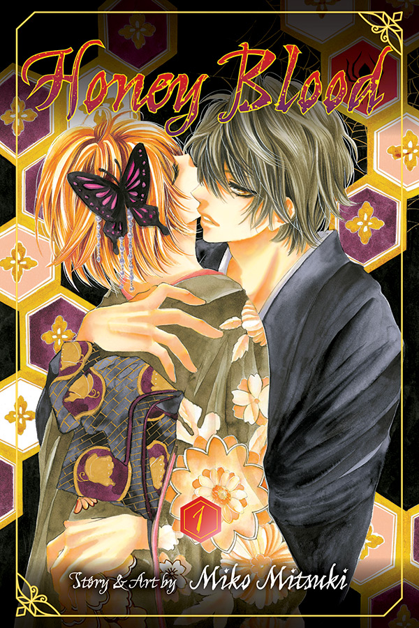 Manga Review: Honey Blood Vol. 1