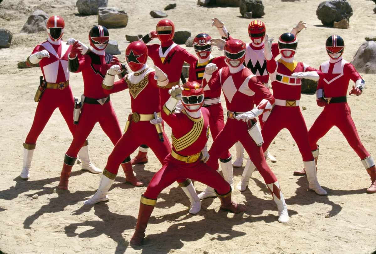 DVD Review: Power Rangers Seasons 8-12 Collection