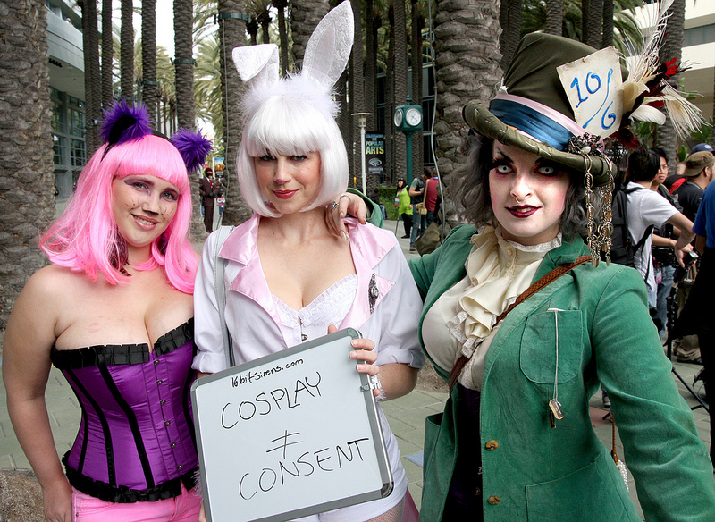 Editorial: CONsent and striking a chord in cosplay fandom