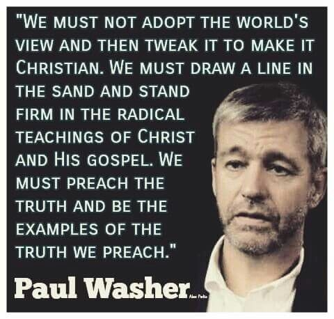 christian quotes paul washer quotes gospel reformed