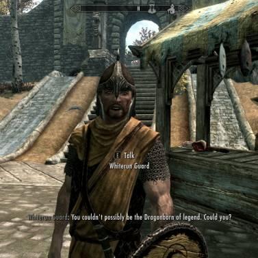 guard dialogue overhaul at skyrim nexus mods and community