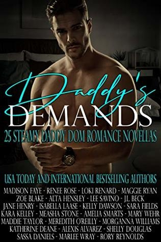 sbee reviewss review of daddys demands twenty five steamy