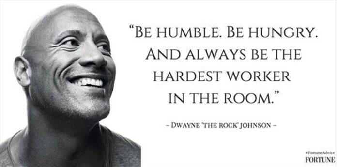 top ten dwayne the rock johnson quotes