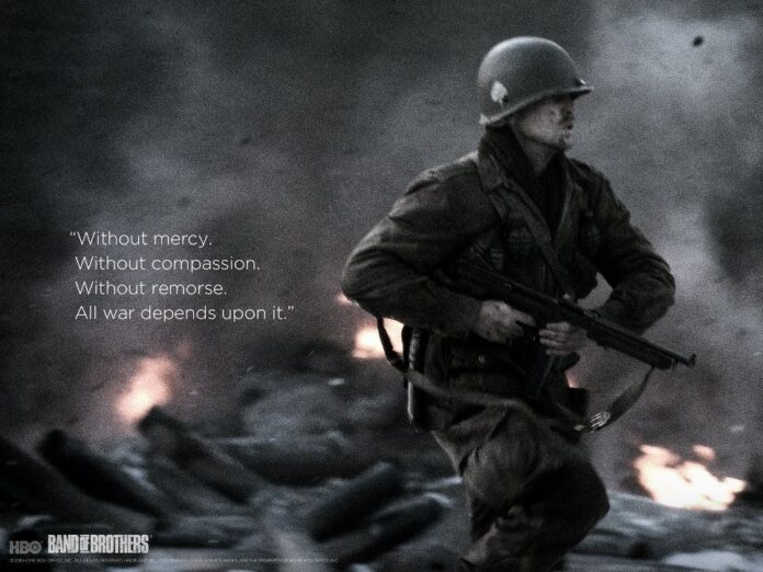 band of brothers quote quote number 678895 picture quotes