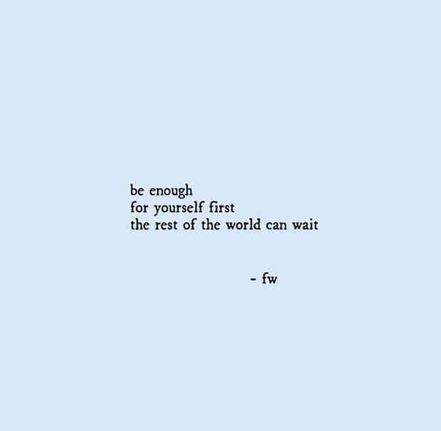 color themed quotes on we heart it