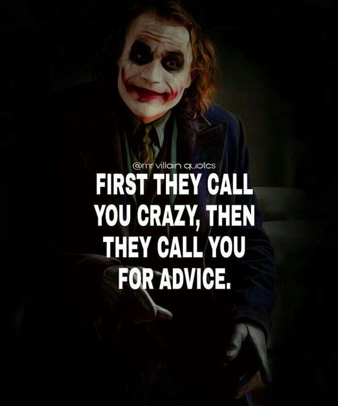 lol that part best joker quotes joker quotes realist quotes
