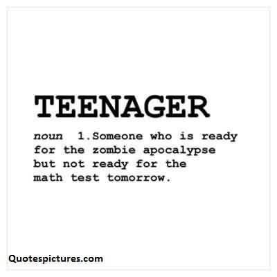 quotes about teenagers quotesgram funny teenager quotes
