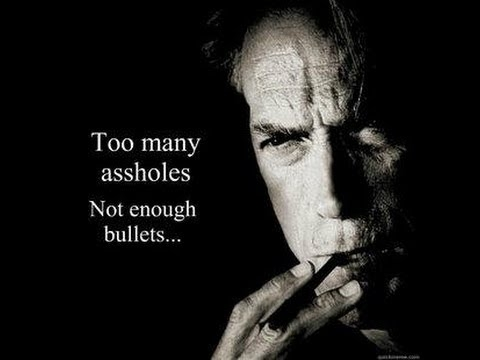 clint eastwood quotes youtube