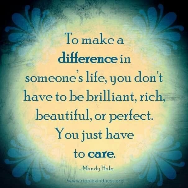 hd exclusive quotes about making a difference in life